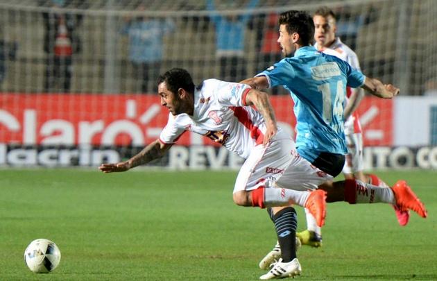 Belgrano venció a Huracán por penales.