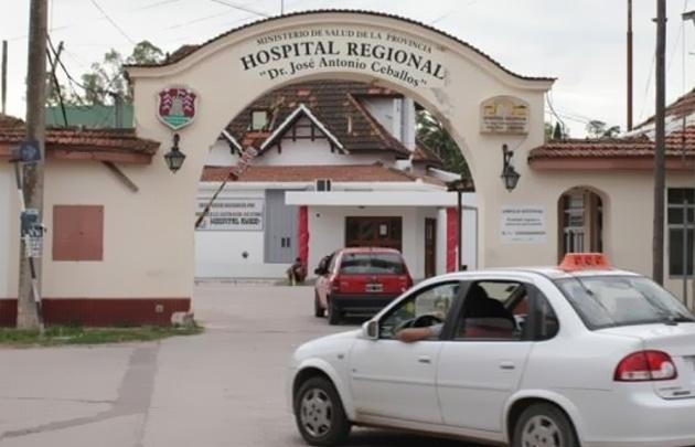 Los heridos fueron trasladados hacia el Hospital de Bell Ville.