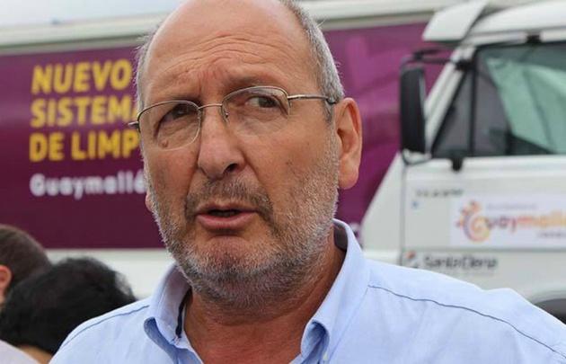 Marcelino Iglesias, intendente de Guaymallén, Mendoza