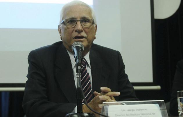 Jorge Todesca informó los datos de la desocupación.