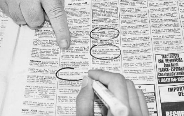 El desempleo en San Luis fue menor al 3%.