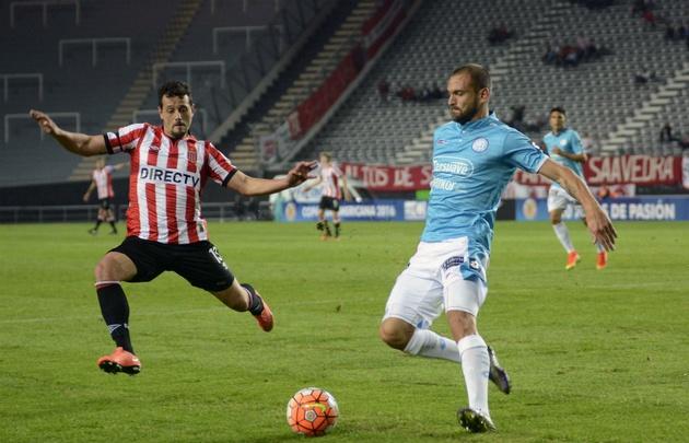 Belgrano no pudo con Estudiantes en La Plata.