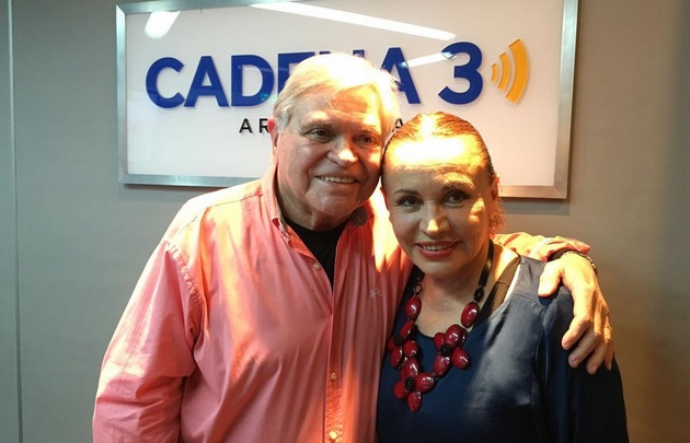 Suna Rocha pasó por Viva la Radio.