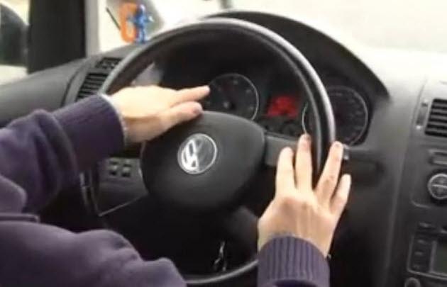 El menor acusado de robar el vehículo fue demorado (Foto ilustrativa).