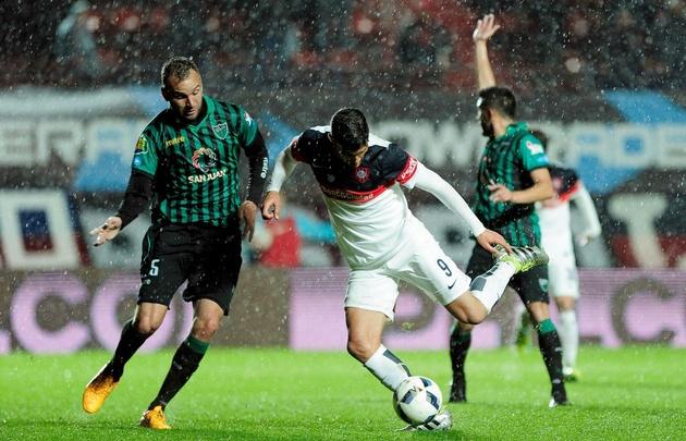 San Lorenzo y San Martín no se sacaron ventajas en el debut.
