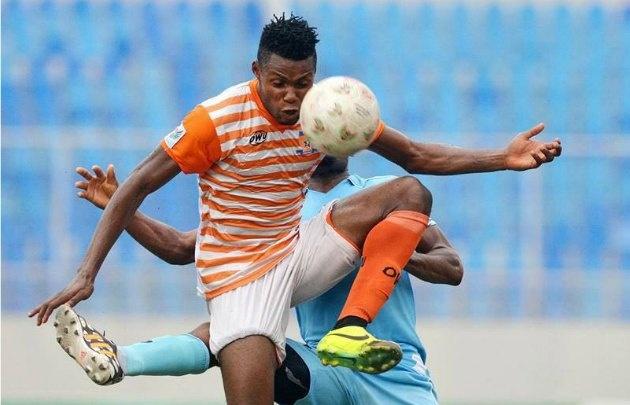 Okiki Afolabi, que brilló en la liga nigeriana, jugará en Talleres (Foto: Twitter)