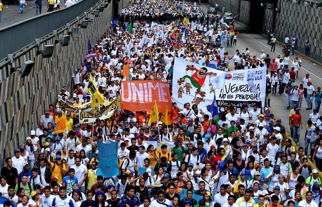 Se agudiza la crisis social y económica en Venezuela.
