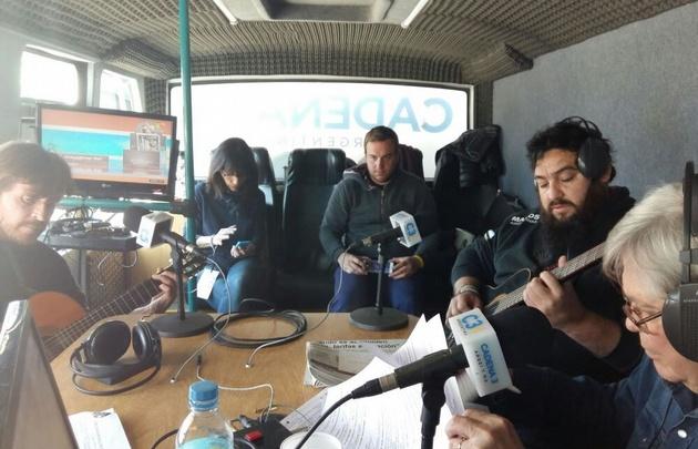 Cadena 3 en la Rural de Río Cuarto – Cadena 3