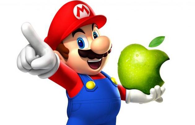 Mario se suma al éxito del iPhone.