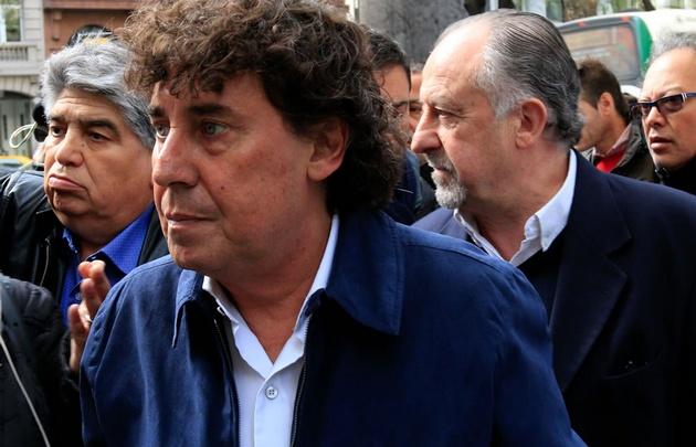 Micheli y Yasky van al paro (Foto: Archivo)