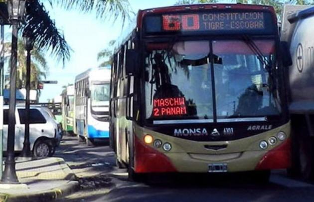Un operario de la línea 60 de Buenos Aires murió en un accidente laboral.
