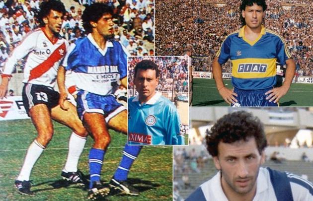 Bevilacqua brilló en Talleres y River, y Villarreal, en Belgrano y Boca.