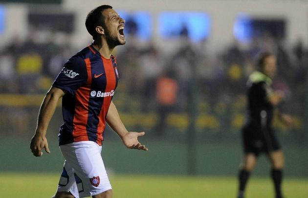 San Lorenzo superó a Defensa y Justicia en Florencio Varela.