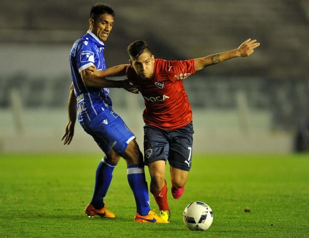 Independiente le ganó a Godoy Cruz y es líder.