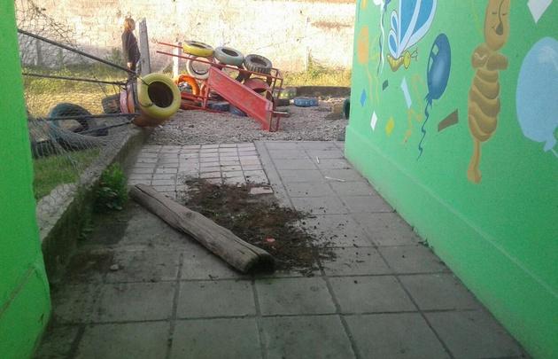 Vándalos rompieron las instalaciones de una escuela especial en Tucumán.