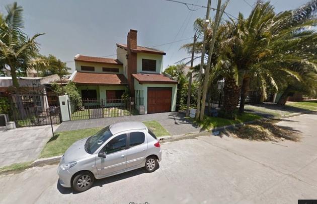El asalto ocurrió en la intersección de Aguaribay y Delta (Google Street View).