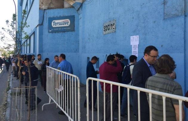 Los tickets se venden en el ''Gigante de Alberdi'', de 10 a 18.