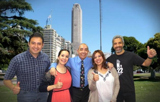 El equipo de Juntos se va para Rosario.