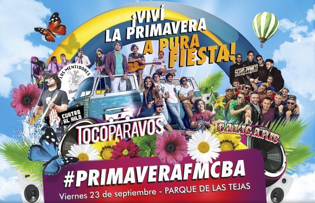 La Fiesta de Primavera más importante de la Ciudad de Córdoba