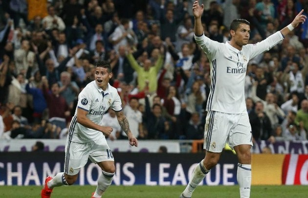 Real Madrid quiere arrebatarle la punta del grupo al Borussia Dortmund.