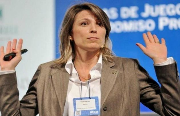 Isela Costantini, presidenta de Aerolíneas.