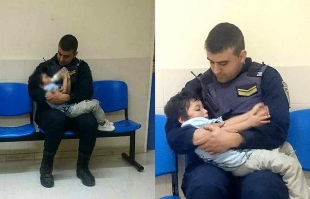 Rescatan a nene de tres a os que andaba s lo en r o cuarto for Rio cuarto 230 anos