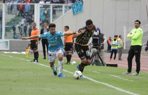 En un duelo trabado, Belgrano tuvo más posesión del balón que Olimpo.