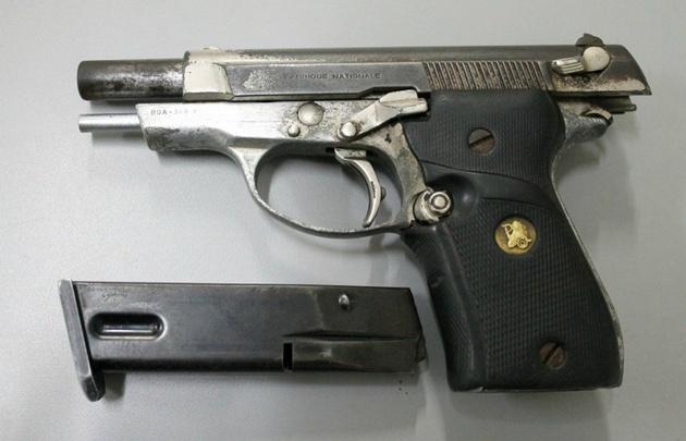 El joven recibió un balazo de una 7.65 milímetros (Foto: Archivo)
