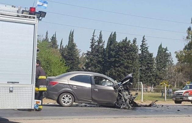 Accidente fatal en la ruta 9 norte en Jesús María.