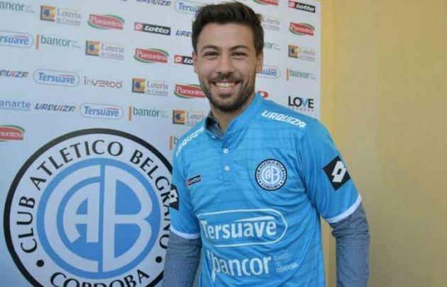 Federico Lértora fue la figura del equipo cordobés.