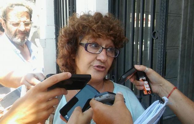 Sonia Alesso, titular de Amsafé.