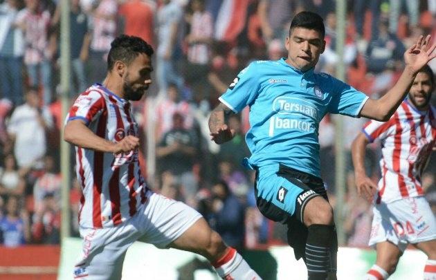 Belgrano logró un gran triunfo ante Unión en Santa Fe.