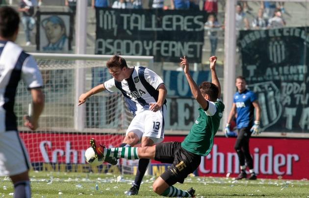Talleres igualó con Banfield en el estadio Mario Alberto Kempes.