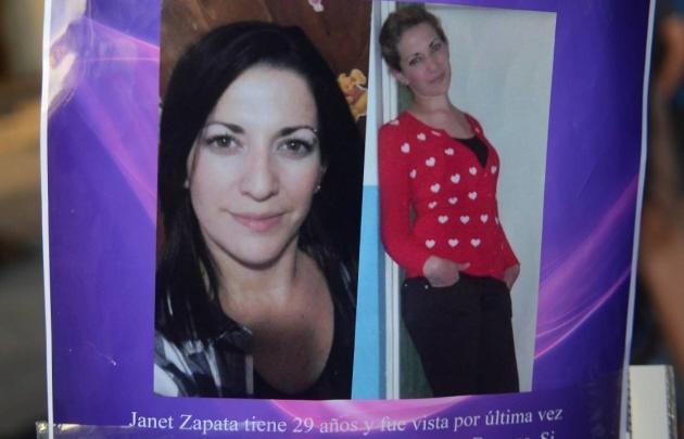 Janet Zapata había desaparecido el 21 de septiembre en Las Heras, Mendoza.