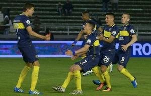 Boca superó a Lanús en los penales, tras empatar en los 90 minutos.