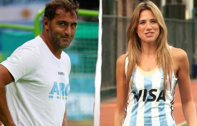 """El amor entre """"Chapa"""" y Alina había surgido en los Juegos Olímpicos de Río."""