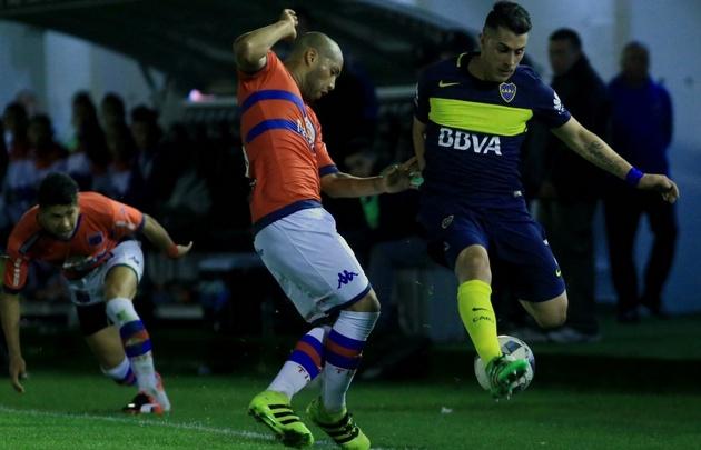 Tigre y Boca empataron en un partido intenso.