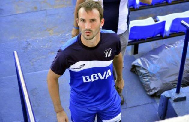 Klusener espera su debut en Primera con Talleres.