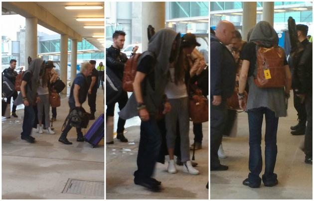Aerosmith ya está en Córdoba para su concierto de despedida