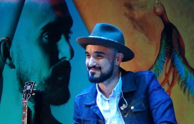 Abel Pintos se presentará el 9 de enero (Foto: Archivo)