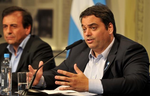 Jorge Triaca es ministro de Trabajo de la Nación (Foto: Archivo)