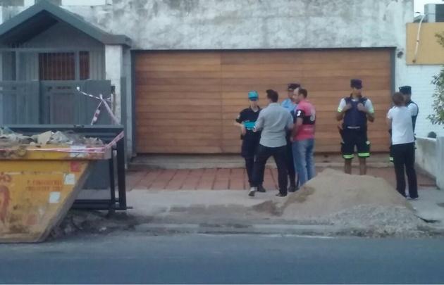 El trágico accidente se produjo en barrio Urca de Córdoba.