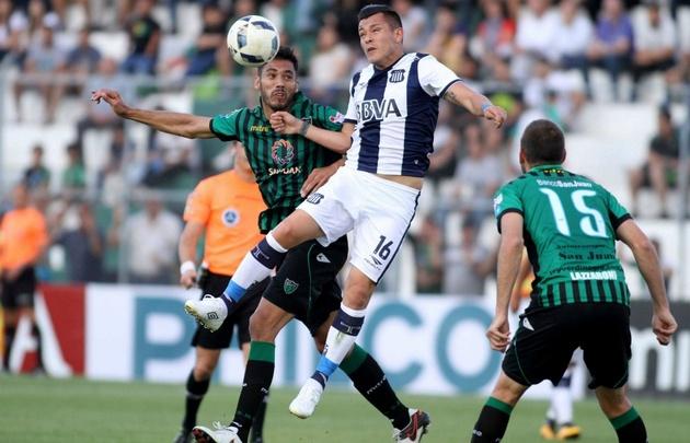 Talleres logró su primer triunfo del torneo ante San Martín.