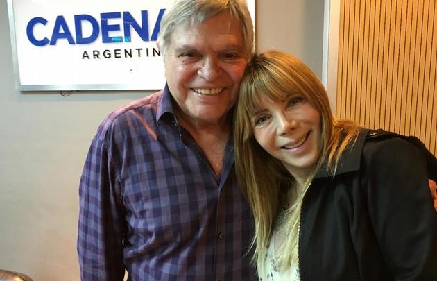 Adriana Brodsky en Viva la Radio.