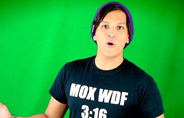 Mox es uno de los youtubers más populares de Perú.