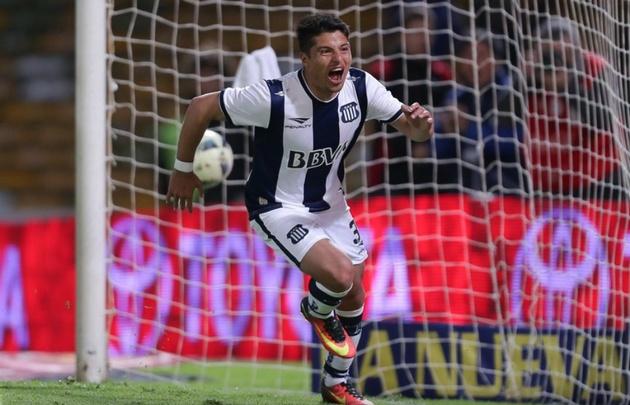 """El delantero de la """"T"""" podría continuar su carrera en el fútbol mexicano."""