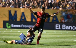 Newell's y Central paralizan a Rosario.