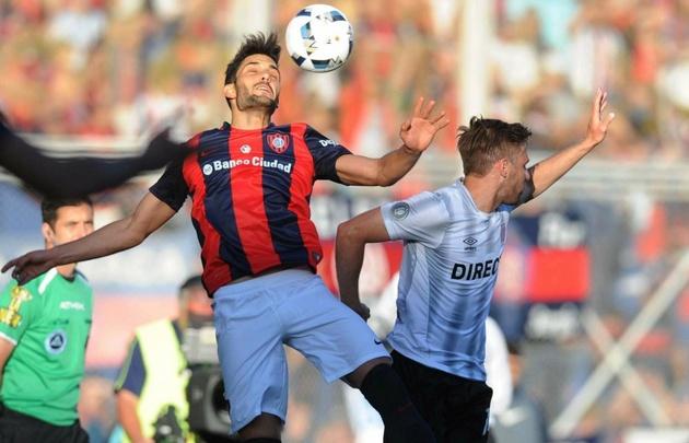 San Lorenzo y Estudiantes protagonizaron un duelo de alto vuelo.