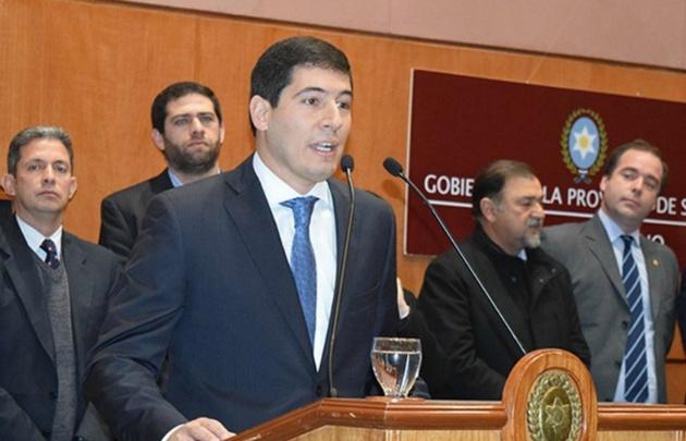 El ministro de Seguridad de Salta, Carlos Oliver, confirmó el cambio de autoridades.