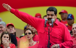 El gobierno de Maduro anunció su retiro de la OEA (Foto: Archivo).